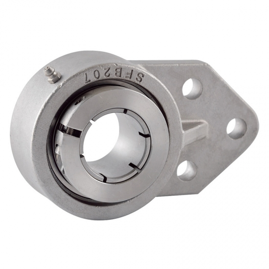 Stainless Steel Flange Mounted Units Catalogues